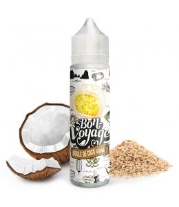 E liquide Boule de Coco Sésame Bon Voyage 50ml