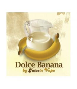 Dolce Banana arôme concentré Juice'n Vape