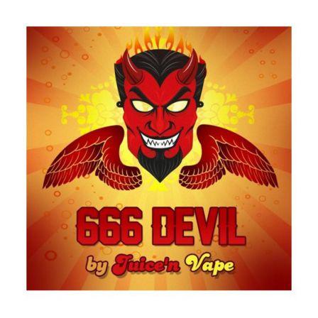 666 Devil arôme concentré Juice'n Vape