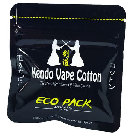 Kendo Vape Cotton Eco Pack