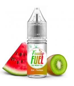 E liquide The Wooky Oil Fruity Fuel | Pastèque Kiwi