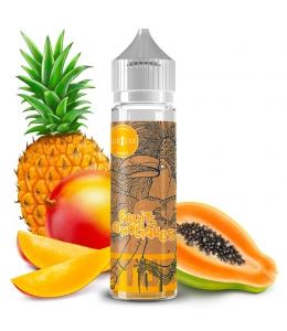 E liquide Fruits Exotiques Curieux 50ml