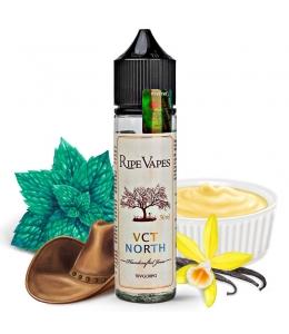 E liquide VCT North Ripe Vapes 50ml