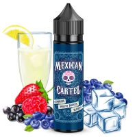 Limonade Fruits Rouges Bleuets Mexican Cartel