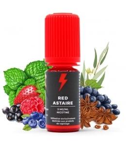 E liquide Red Astaire T-Juice | Fruits rouges Raisin noir Eucalyptus Anis Menthe