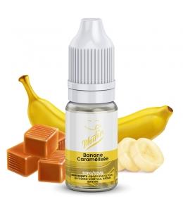 E liquide Banane Caramélisée Machin | Banane Caramel