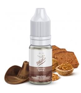 E liquide Classic Épicé Machin | Tabac Pain d'épices Noix