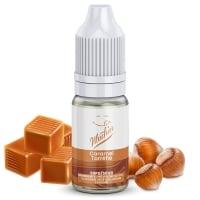E liquide Caramel Torréfié Machin | Caramel Praliné Noisette