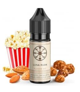 E liquide Luna Park Flavor Hit | Amande Cacachuète Caramel Pop Corn
