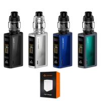 Kit Obelisk 120 + Fast Chargeur Geekvape | Cigarette electronique Obelisk 120 + Fast Chargeur