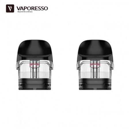 Cartouches Luxe Q 2 ml Vaporesso (X2) | POD Luxe Q