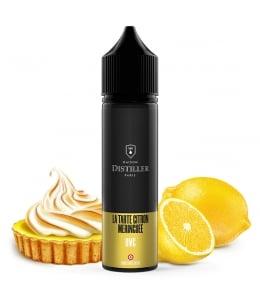 E liquide La Tarte Citron Meringuée Maison Distiller 50ml