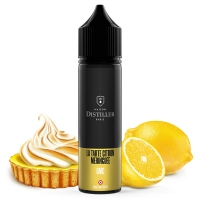 La Tarte Citron Meringuée Maison Distiller