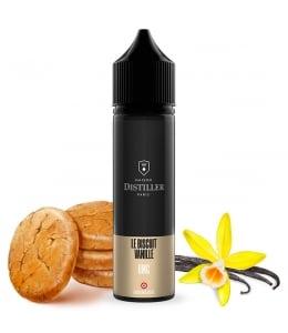E liquide Le Biscuit Vanillé Maison Distiller 50ml