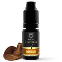 E liquide La Cape Pure Maison Distiller | Macérat de Tabac brun