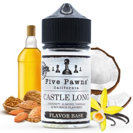 E liquide Castle Long Five Pawns 50ml