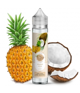 E liquide Ananas Coco Le Petit Verger 50ml
