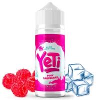 E liquide Pink Raspberry Yeti 100ml