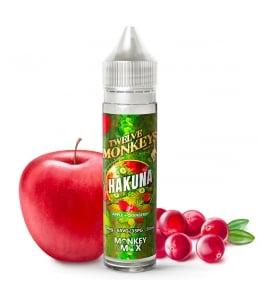 E liquide Hakuna Twelve Monkeys 50ml