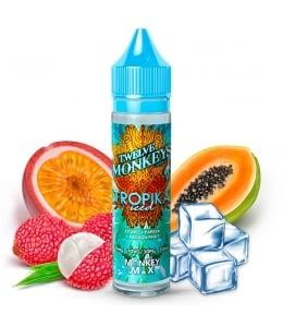 E liquide Tropika Iced Twelve Monkeys 50ml