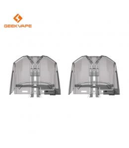 Cartouches Aegis 3 ml GeekVape (X2) | POD Aegis