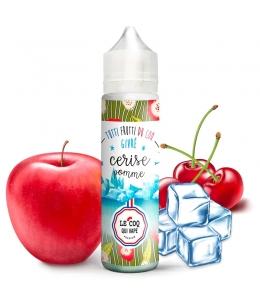 E liquide Cerise Pomme Givré Le Coq Qui Vape 50ml