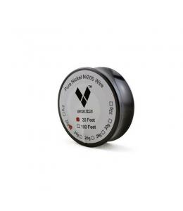 Nickel Ni200 0.20 mm 32GA Fil non résistif Vaportech