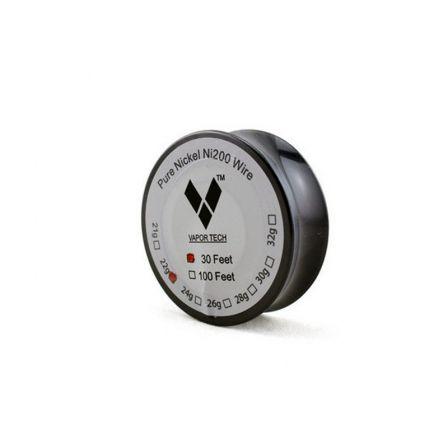 Nickel Ni200 0.40 mm 26GA Fil non résistif Vaportech