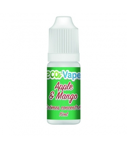 Apple & Mango arôme concentré Eco Vape
