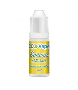 Banana Milkshake arôme concentré Eco Vape