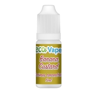 Concentré Banana Custard Eco Vape