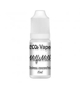 Milfsmilk arôme concentré Eco Vape