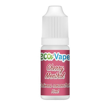 Cherry Menthol arôme concentré Eco Vape
