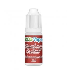 Strawberry Cocktail arôme concentré Eco Vape