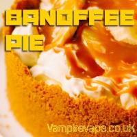 Concentré Banoffee pie Vampire Vape