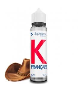 E liquide K Français Liquideo 50ml