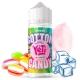 E liquide Frozen Cotton Candy Rainbow Yeti 100ml