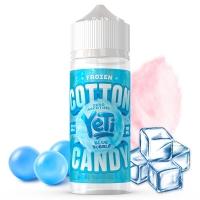 E liquide Frozen Cotton Candy Blue Bubble Yeti 100ml