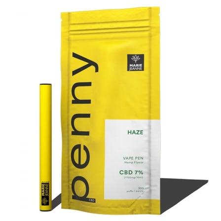 E liquide Vape Pen CBD Penny Marie Jeanne   Cigarette electronique Vape Pen CBD Penny