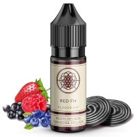 E liquide Red Fh Flavor Hit | Fruits rouges Anis Framboise Réglisse
