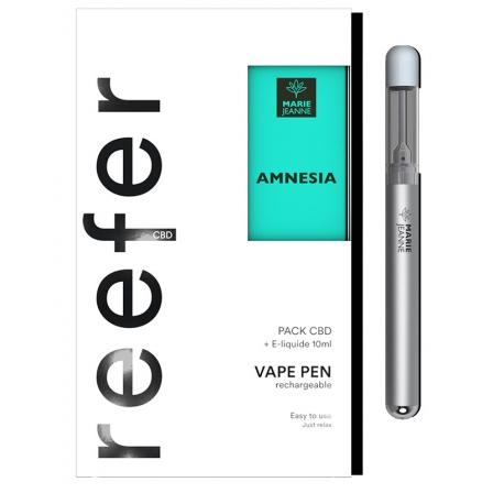 E liquide Vape Pen CBD Reefer Marie Jeanne   Cigarette electronique Vape Pen CBD Reefer