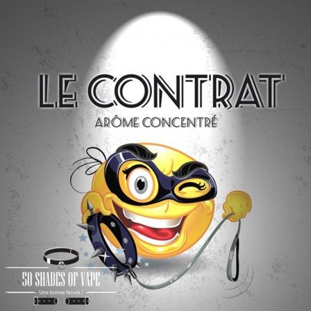 Le Contrat 50 Shades of Vape