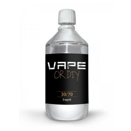 Base DIY 30%PG / 70%VG Vape Or DiY