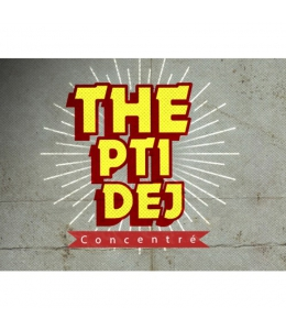 THE PTI DEJ arôme concentré Vape Or Diy