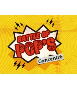 BATTLE Of POP'S arôme concentré Vape Or Diy