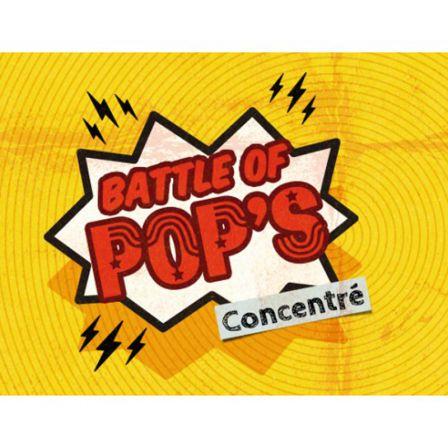 BATTLE Of POP'S arôme concentré Vape Or Diy
