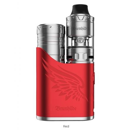 Kit Brunhilde SBS 100W Vapefly | Cigarette electronique Brunhilde SBS 100W
