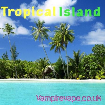 Tropical Island concentré Vampire Vape
