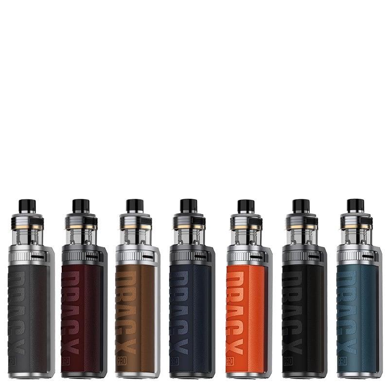 Kit Drag X Pro VOOPOO | Cigarette electronique Drag X Pro
