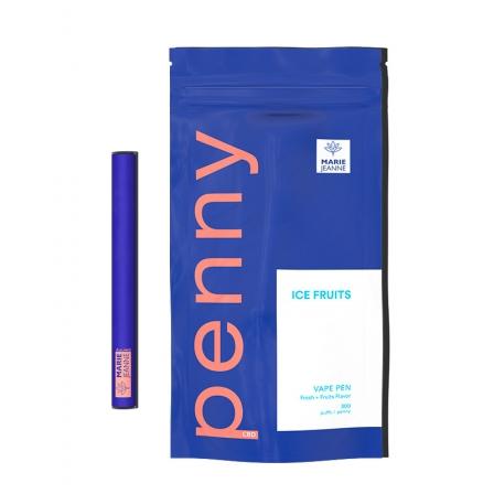 E liquide Vape Pen CBD Penny Marie Jeanne | Cigarette electronique Vape Pen CBD Penny